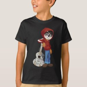 Disney Pixar Coco   Miguel   Standing with Guitar T-Shirt