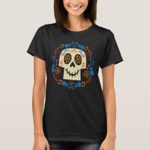 Disney Pixar Coco | Gothic Sugar Skull T-Shirt