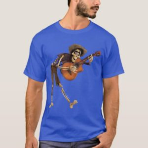 Disney Pixar Coco | Hector | Playing Guitar T-Shirt