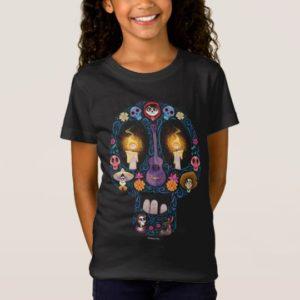 Disney Pixar Coco | Character Sugar Skull T-Shirt