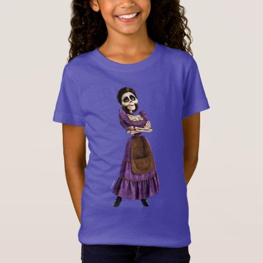 740833428832c Disney Pixar Coco | Imelda | Skeleton Grandmother T-Shirt