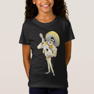 Disney Pixar Coco | Ernesto | Playing Guitar T-Shirt