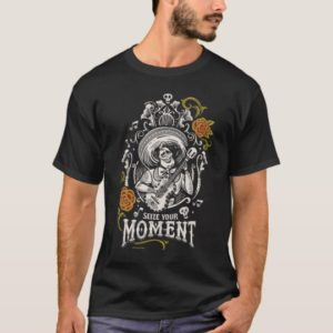 Disney Pixar Coco | Ernesto | Inspirational Quote T-Shirt