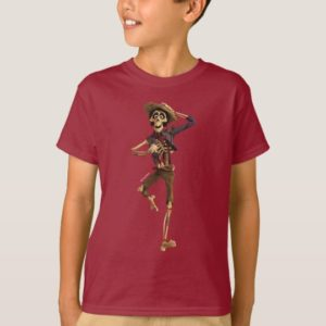 Disney Pixar Coco | Hector | Dancing Skeleton T-Shirt