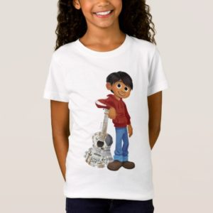 Disney Pixar Coco | Miguel | Cool Musician T-Shirt
