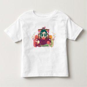 Vanellope Von Schweetz Driving Car Toddler T-shirt