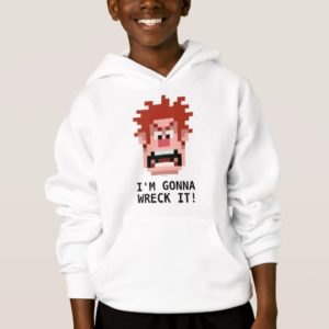 Wreck-It Ralph: I'm Gonna Wreck It! Hoodie