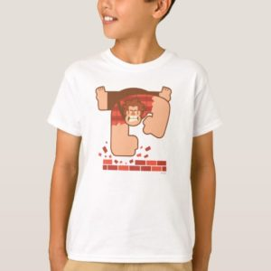 Wreck it Ralph Pounding Bricks T-Shirt
