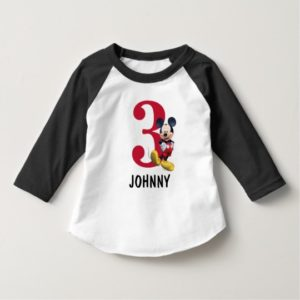 Mickey Mouse | Birthday T-Shirt