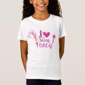 Fancy Nancy   I Love Being Fancy T-Shirt