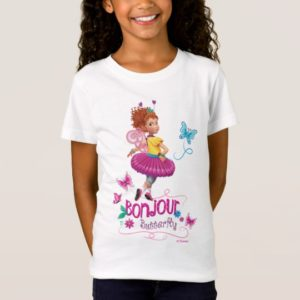 Fancy Nancy | Bonjour Butterfly T-Shirt