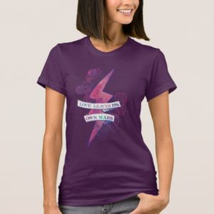 Harry Potter Spell | Love Leaves Its Own Mark T-Shirt