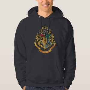 Harry Potter | Hogwarts Crest - Full Color Hoodie