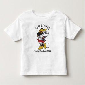 Minnie Mouse | Outdoor Minnie Toddler T-shirt