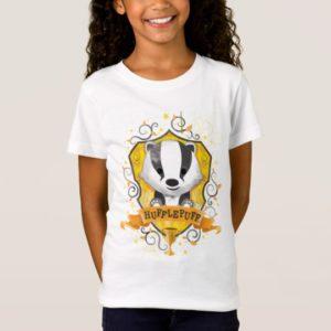 Harry Potter | Charming HUFFLEPUFF™ Crest T-Shirt