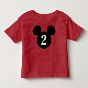 Mickey Mouse | Icon Birthday Toddler T-shirt