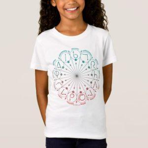 Harry Potter Spell | Spells & Charms Instruction C T-Shirt