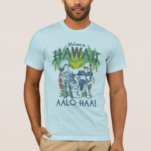 Woody and Buzz - Welcome To Hawaii T-Shirt