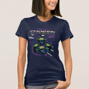 """Toy Story   Retro """"I Have Been Chosen"""" Aliens T-Shirt"""