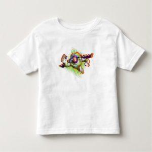 Buzz Lightyear Flying Toddler T-shirt