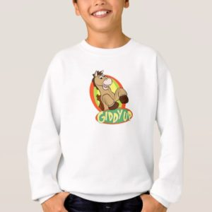 Giddy Up Disney Sweatshirt