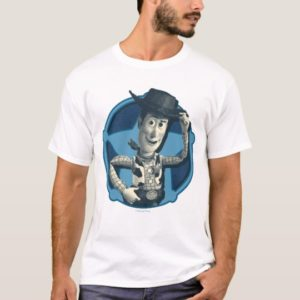 Woody: Sheriff Badge T-Shirt