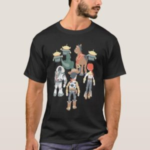 Toy Story   Toy Story Friends Turn 6 T-Shirt