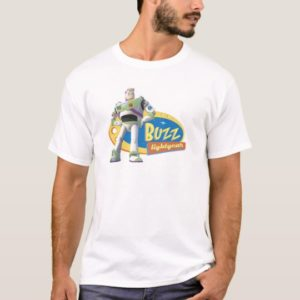 Buzz Lightyear Standing Strong T-Shirt