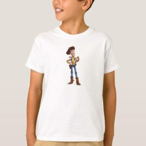 Toy Story 3 - Woody 4 T-Shirt