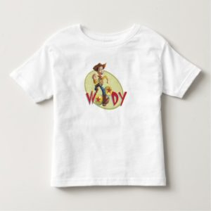 Woody Disney Toddler T-shirt