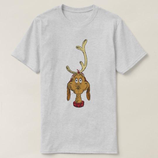 Classic Grinch   Max T-Shirt