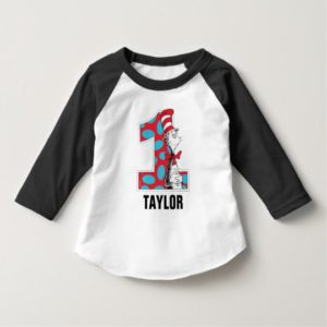 Dr. Seuss | The Cat in the Hat 1st Birthday T-Shirt
