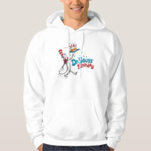 The Cat in the Hat   Dr. Seuss' Birthday Hoodie