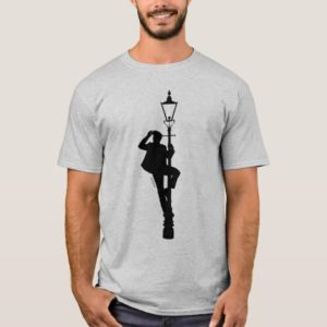 Jack the Lamplighter Silhouette T-Shirt