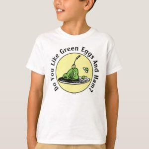 Dr. Seuss | Green Eggs and Ham Icon T-Shirt