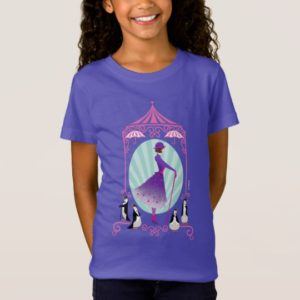 Mary Poppins & Penguins T-Shirt