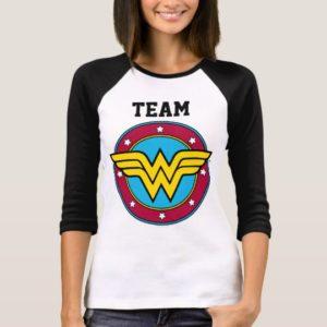 Wonder Woman | Team Wonder Woman T-Shirt