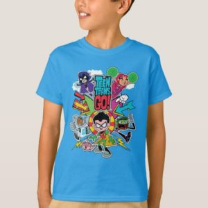 Teen Titans Go!   Team Arrow Graphic T-Shirt