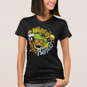Teen Titans Go!   Beast Boy Waffles T-Shirt
