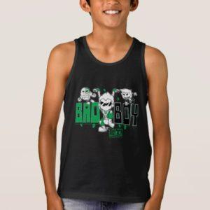 "Teen Titans Go! | ""Bad Boy"" Robin, Cyborg, & BB Tank Top"