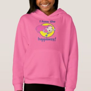 "Teen Titans Go! | Starfire ""I Have The Happiness"" Hoodie"