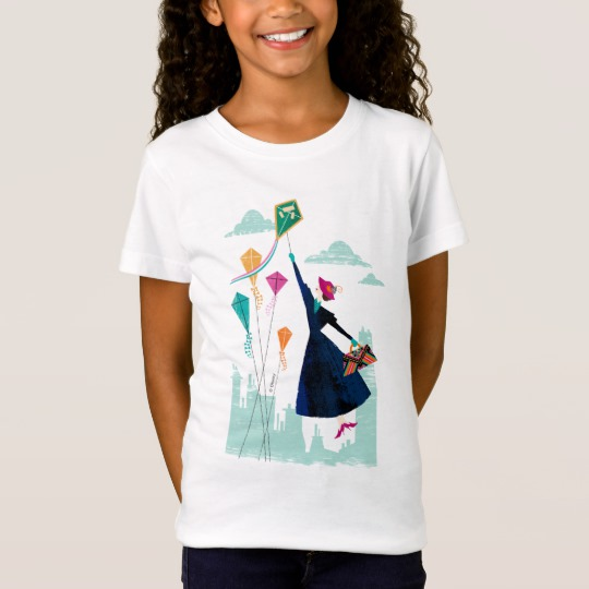 Mary Poppins   Magic in the Air T-Shirt