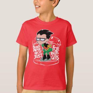 Teen Titans Go! | Robin Booty Scooty Buns T-Shirt