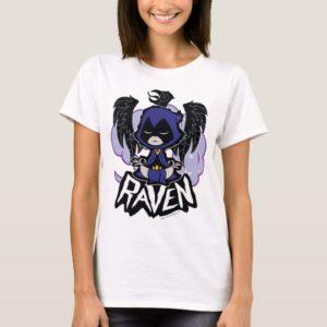 Teen Titans Go! | Raven Attack T-Shirt