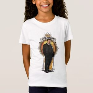 JACOB KOWALSKI™ Art Deco Panel T-Shirt