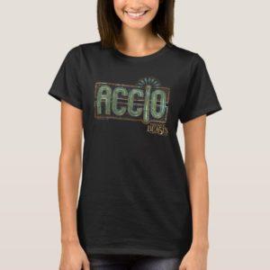 Jade Art Deco ACCIO™ Spell Graphic T-Shirt