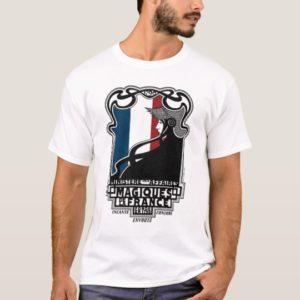 Ministère des Affaires Magiques de la France Logo T-Shirt
