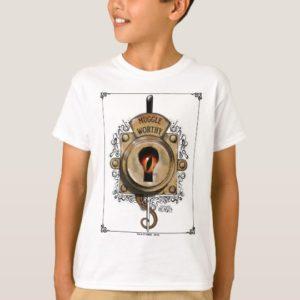 MUGGLE WORTHY™ Lock T-Shirt