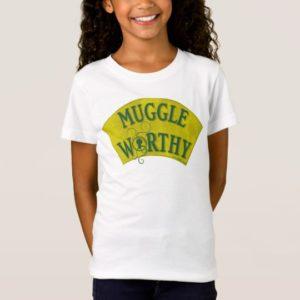 MUGGLE WORTHY™ T-Shirt