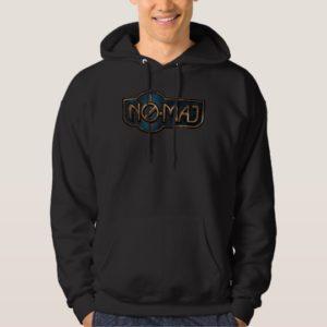 Gold & Marble NO-MAJ™ Badge Hoodie